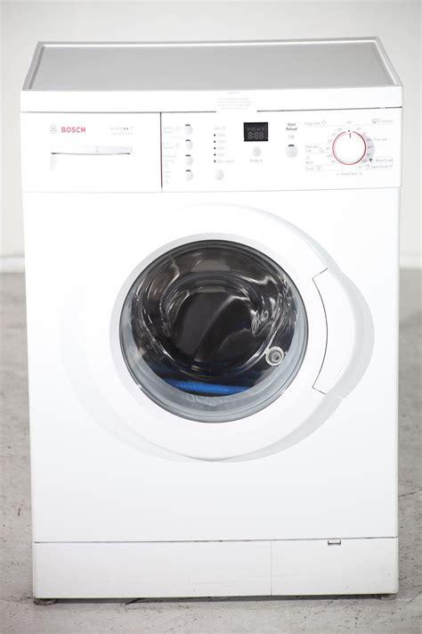 washing machines dryers bosch 7kg silver front loader preloved bosch 7kg washing machine wae24367gb white