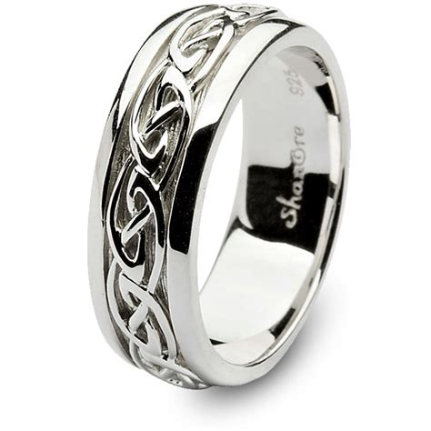 Eheringe Keltisch by Mens Celtic Wedding Rings Shm Sd11