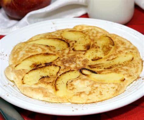 Apfelpfannkuchen German Apple Pancake by Apfelpfannkuchen German Apple Pancakes Curious Cuisiniere