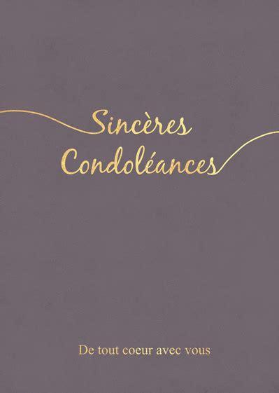 texte condol 233 ances gratuit message condol 233 ances merci