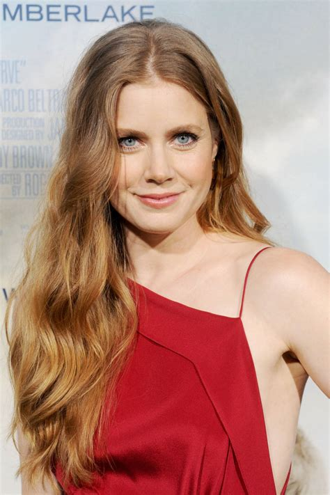 amy adams hair cut hairspiration the long hairstyles we love part 1
