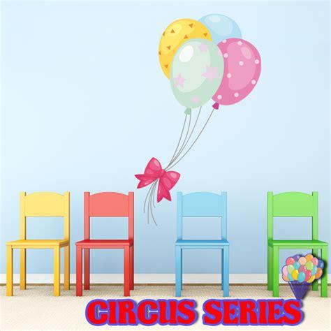 wandtattoo kinderzimmer luftballons wandtattoos folies wandsticker luftballons