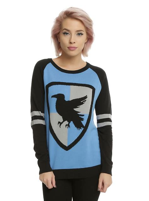 Harry Potter Sweater Black harry potter ravenclaw sweater topic