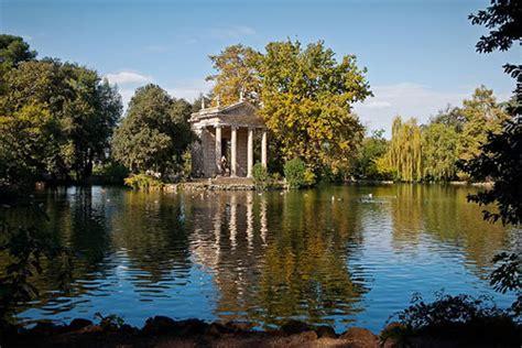 villa borghese giardini i giardini di villa borghese