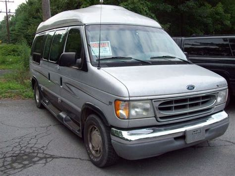 how to fix cars 2002 ford e series security system purchase used 2002 ford e 150 econoline sherrod conversion van 5 4l in dingmans ferry