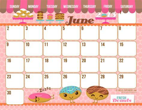2014 printable monthly calendar cute 5 best images of cute june 2014 calendar printable free