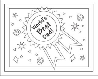free printable fathers day cards template printable fathers day cards pdf card with decorated