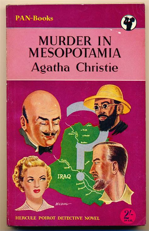 Novel Pembunuhan Di Mesopotamia Murder In Mesopotamia Agatha Christie murder in mesopotamia baskerville books