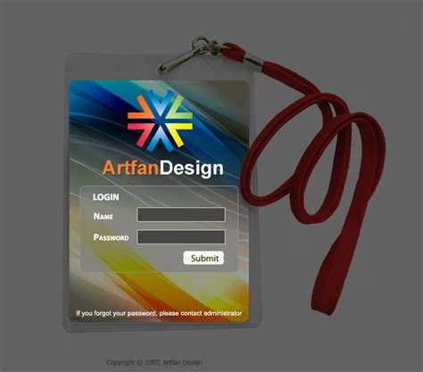login page template login page template tag style artfans design