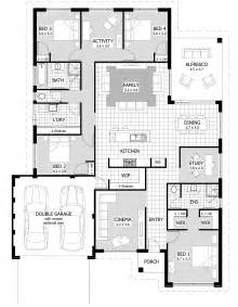 designer floor plans 17 metre wide home designs celebration homes