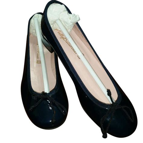 Flat Shoes Blue S30102 1 blue or navy blue flats 44 21548280 flats on sale