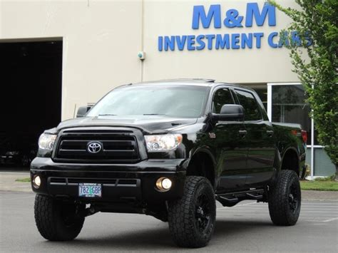 toyota rock warrior package 2011 rock warrior package tundra options autos post