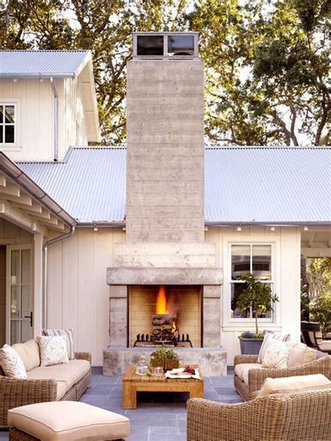 napa farm house  california stephen willrich design