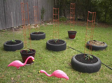 How To Diy Old Tire Garden Ideas Recycled Backyard Cool | how to diy old tire garden ideas recycled backyard