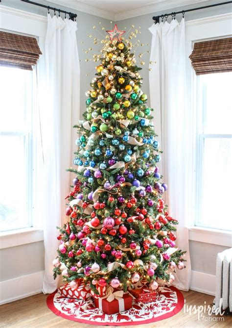 unique christmas tree popsugar home australia