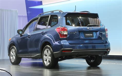 older subaru forester image gallery 2014 forester redesign