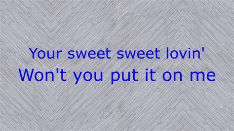 11 sweet lovin sigala sweet lovin lyrics youtube