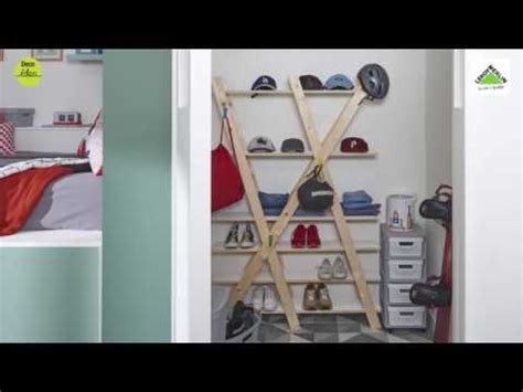 como hacer  armario  baldas  listones leroy merlin youtube
