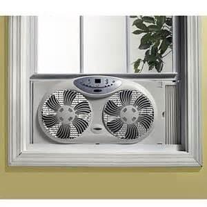 mini reversible window fan ventilador doble para ventana bionaire window fan
