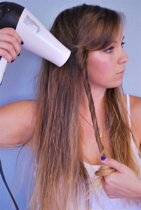 Hair Dryer Wave easy dryer waves hair tutorial brilliant i