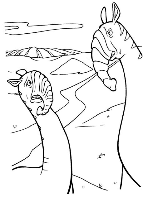 free coloring pages of ice age