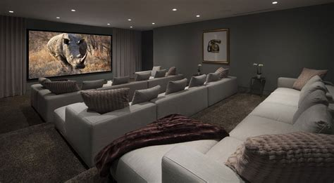 entertainment room medium and awesome on pinterest oriole way by mcclean design 16 home theatre