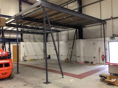 how building a mezzanine can increase storage and office space mezzanine floor suppliers installers northtonshire uk