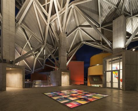 design plaza by home interiors panama frank gehry s origami like biomuseo opens in panama city