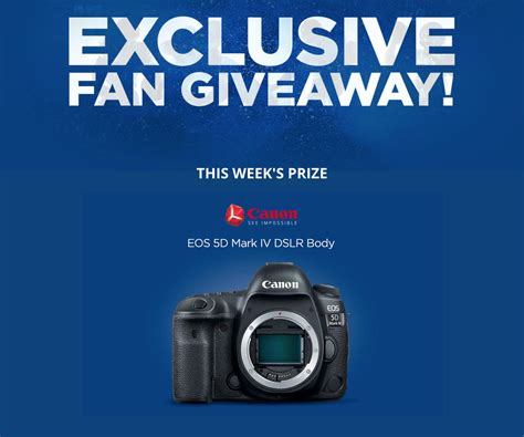 Canon 5d Mark Iii Giveaway - canon 5d mark iv giveaway at adorama canon rumors co