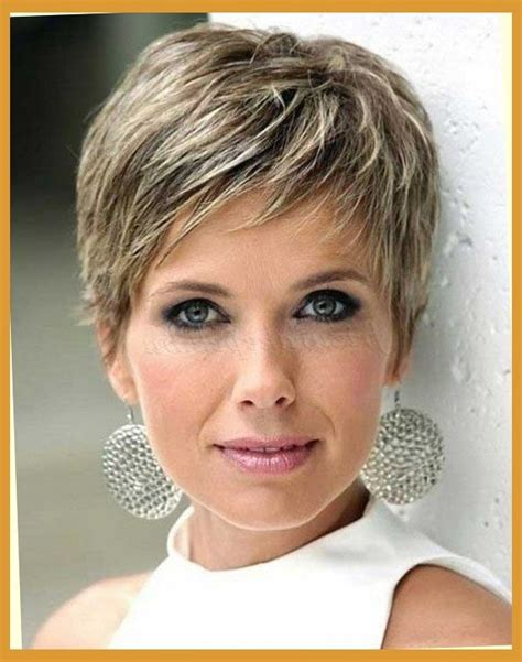 short hair cuts for women over 65 showing back and front short haircuts for ladies over 60 hairstyles pictures
