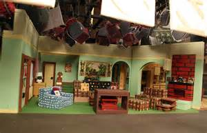 sitcom sets come and knock on our door famous sitcom sets recreated
