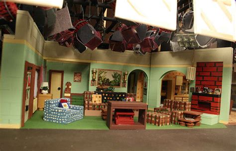 Sitcom Sets | come and knock on our door famous sitcom sets recreated