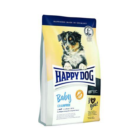 Happy Mini Baby Junior Gluten Free 1kg Makanan Anjing Dogfood happy baby junior grain free