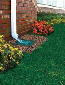 Landscaping Ideas To Keep Water Away From House 1000 Images About Back Yard On Drain