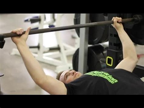 bench press hand placement proper bench press grip for safety avoid accidents or