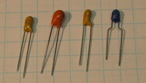 does tantalum capacitor polarity ceramic disc capacitors