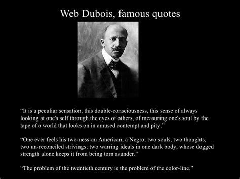 web dubois quotes racial violence and the politics of the color line