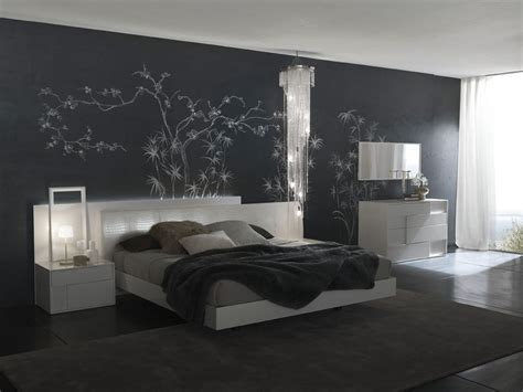 Bedroom Wall Painting Designs Contemporary Wall For Modern Homes Decozilla