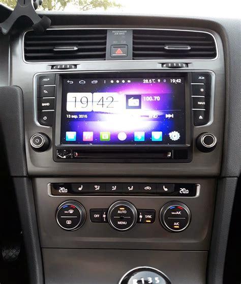 Volkswagen Golf Aftermarket by Volkswagen Golf Gps Aftermarket Navigation Car Stereo