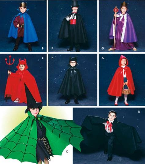 pattern for dress up cape halloween cape sewing pattern zorro dracula wizard
