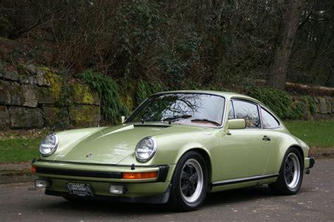 Porsche 911 Sc 1978 by 1978 Porsche 911 Sc Sports Car Shop