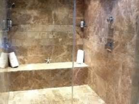 Master Baths With Walk In Showers Bathroom Design Walk In Shower Home Decorating