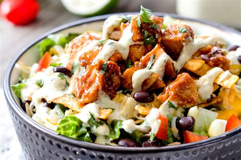 Great Pasta Salad Recipes grilled barbecue chicken salad real housemoms