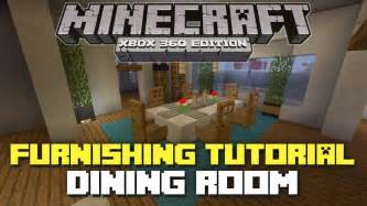 home design for xbox 360 minecraft xbox 360 furniture tutorial and ideas dining