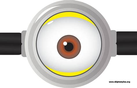printable minion eyes template free printables for minion toss game skip to my lou