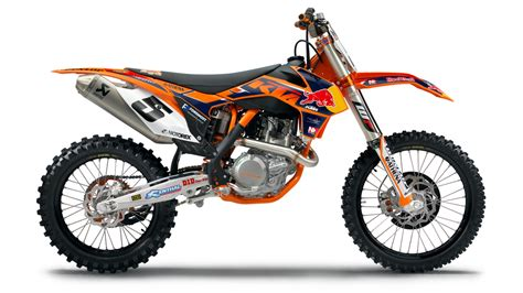 motocross bikes desire this ktm 450sxf dirt bike