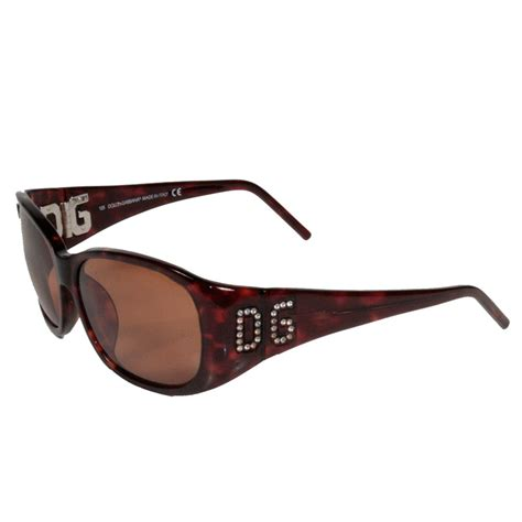 d g sunglasses by dolce gabbana dg 857s brown and