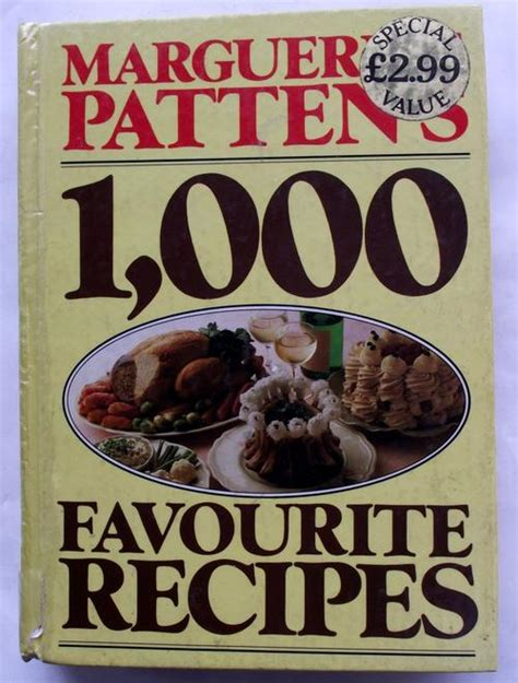 1000 images about recipes to cooking food wine marguerite patten s 1 000 favourite