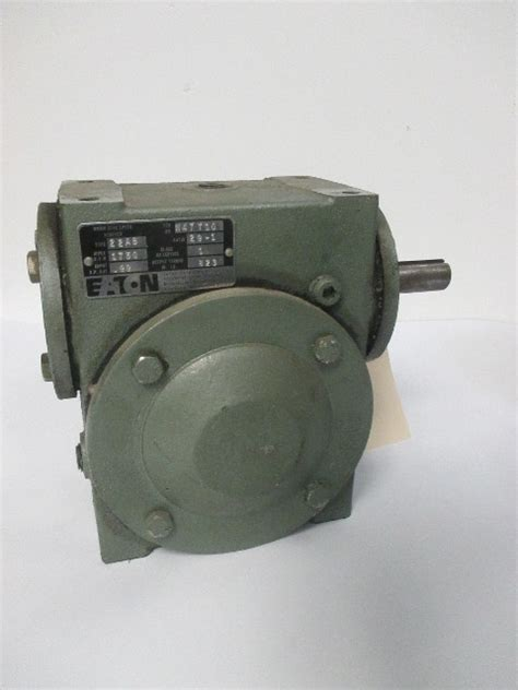 Compressor 40hp 10 Bar 3ph eaton 22ab right angle worm gear speed reducer 29 1 ratio