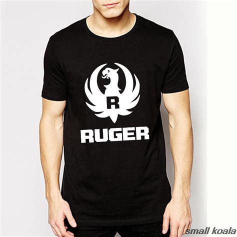 Best Ruger Logo Smooth S T Shirt New popular ruger gun buy cheap ruger gun lots from china ruger gun suppliers on aliexpress